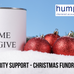 Humphrey & Co Local Charity Support - Christmas Fundraising 2020