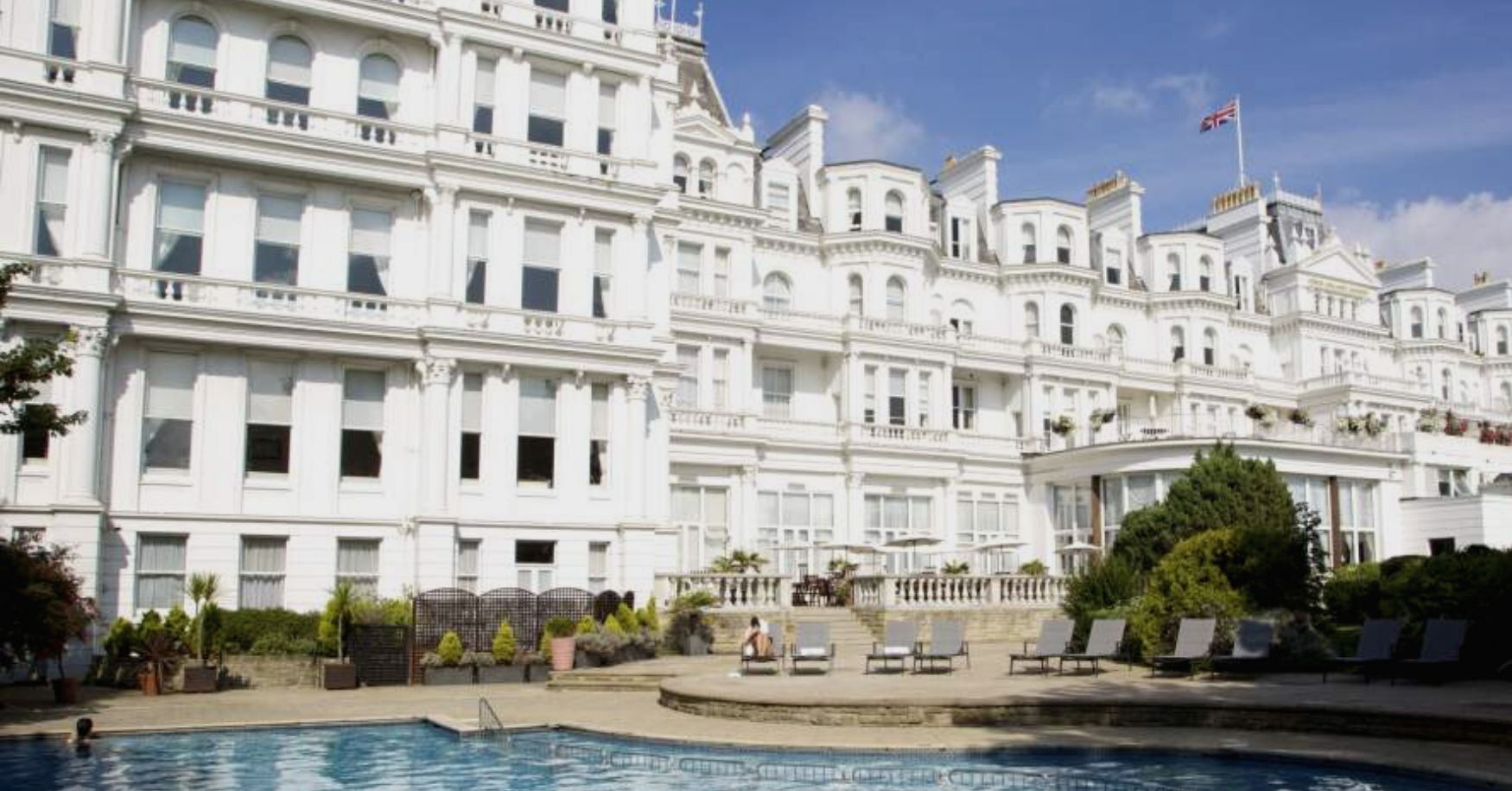 Eastbourne Grand hotel networking event