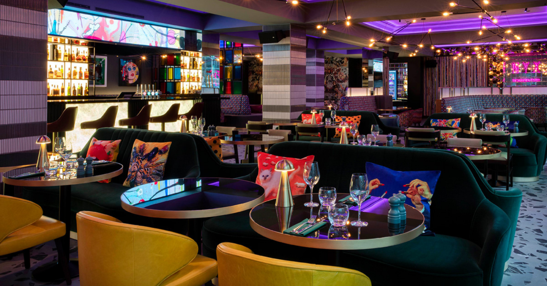Nyx Hotel London Holborn Networking event