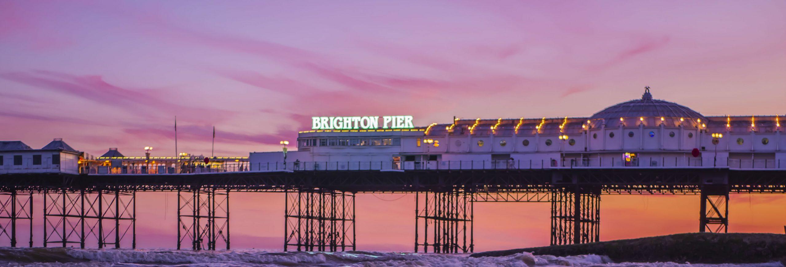 pier Brighton Networking lunch club ladies women