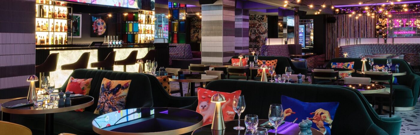 NYX hotel London Networking club